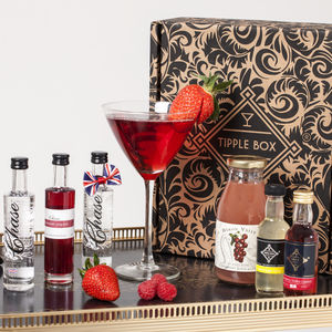 Cosmopolitan Cocktail Set - wines, beers & spirits