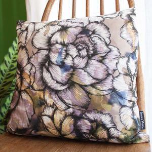 Peony Floral Throw Cushion - what's new