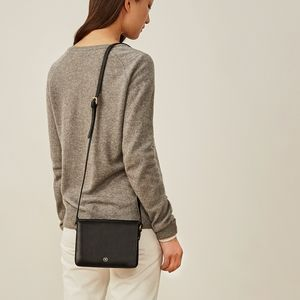 Personalised Italian Leather Shoulder Bag 'Lucca' - cross-body bags