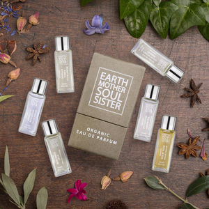Organic Perfume Gift Box Collection One - shop by category