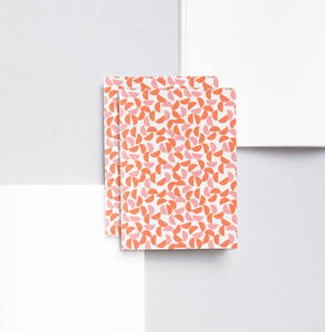 Pocket Maze Print Notebook - notebooks & journals