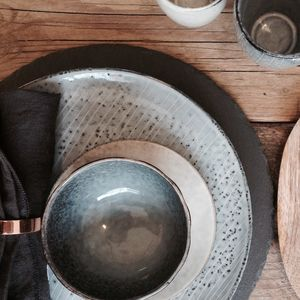 Handmade Scandinavian Ceramic Tableware - dining room
