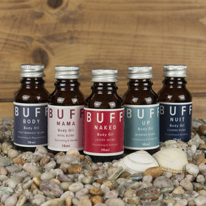 Buff Body Oil Gift Set - winter sale