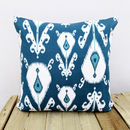 Ikat Stories Cushion
