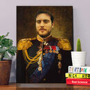 Custom Royal Portrait