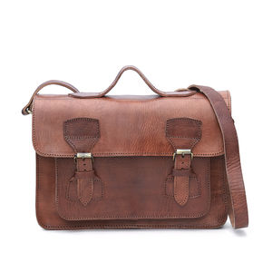 Bailey Satchel / Briefcase - womens