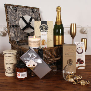 Romantic Picnic For Two Hamper - new in home