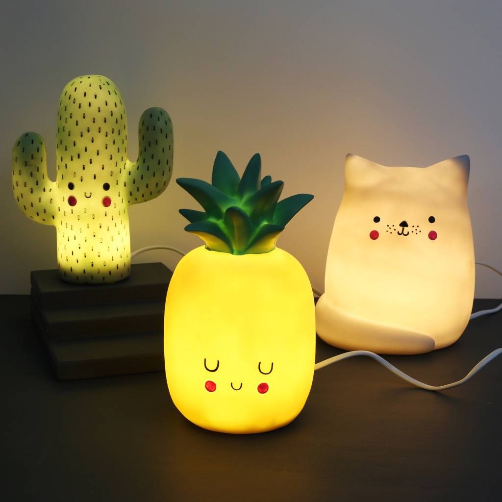 Lamps with night light - Children S Large Plug In Night Light