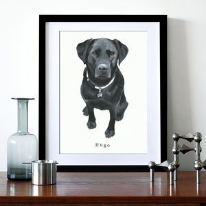 Pet Portrait - canvas prints & art