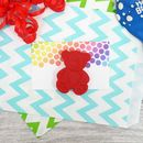 Teddy Bear Crayon Party Favour