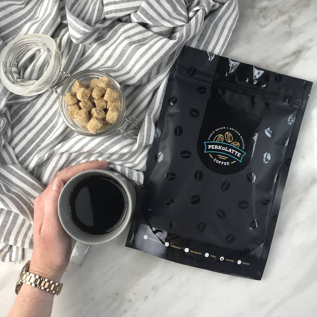 Monthly Delivery Coffee Subscription 240g by Perkulatte