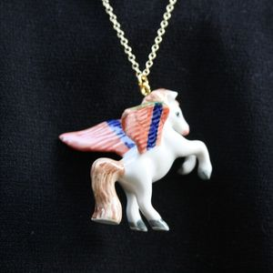 Children's Pegasus Necklace