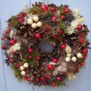 Winter Berry Twiggy Wreath