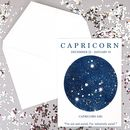 Zodiac Star Sign Birthday Card