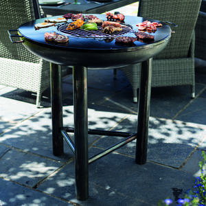 Pittsburgh Plancha Firepit - barbecues