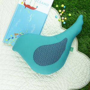 Bird Shaped Pillows - children's room