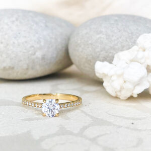 Altair Ethical Diamond Engagement Ring