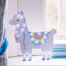 Personalised Llama Light