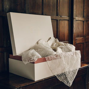 Bespoke Wedding Dress Box - storage & organisers