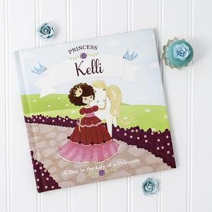 Personalised Princess Story Book - shop by recipient