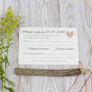 Heart + Arrow Wedding Invitation Bundle
