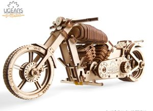 Bike Build Your Own Moving Model By U Gears