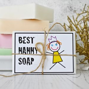 Best Nanny Handmade Soap - health & beauty sale