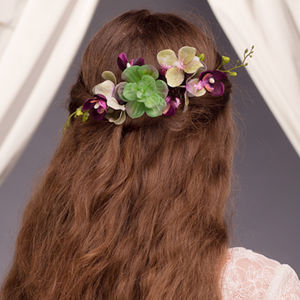 Sophia Succulent Hair Comb - whats new