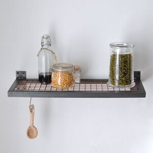 Industrial Wire Shelf