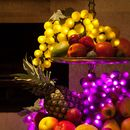 Grapes Pinot Purple LED Bunches