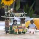 Greengrocers Pop Out Construction Playset