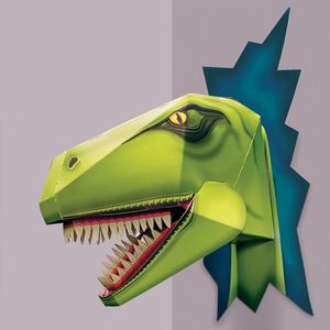 Build A Terrible T Rex Dinosaur Head - baby & child sale