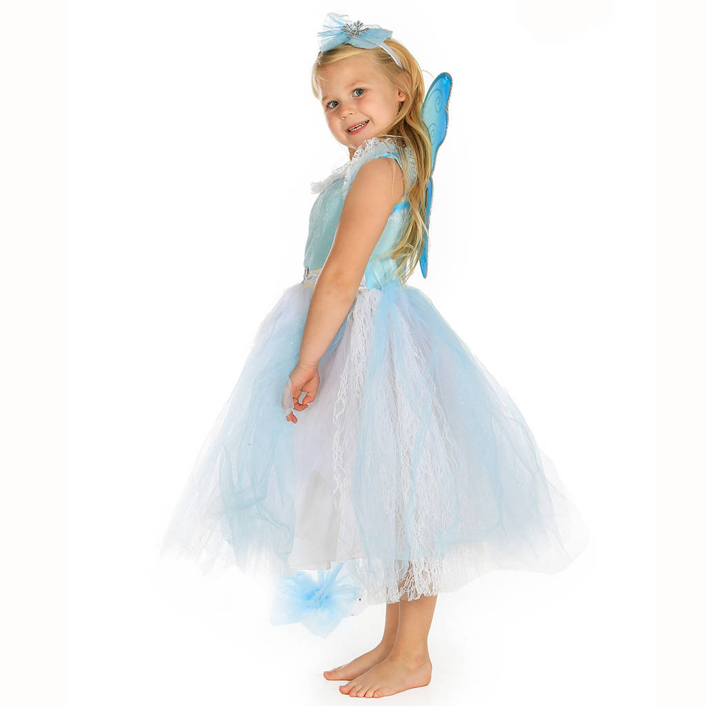 Dress Up: Children's Dragonfly Fairy Dress Up Costume By Time To