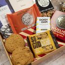 Nuts And Chocolate Personalised Letter Box Hamper