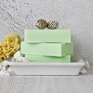 Handmade Eucalyptus Soap Bar - bath & body