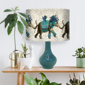 Niraj Elephant Lamp Shade