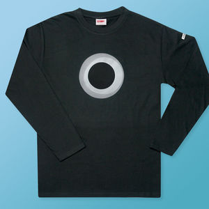 Men's Orbit Long Sleeve T Shirt