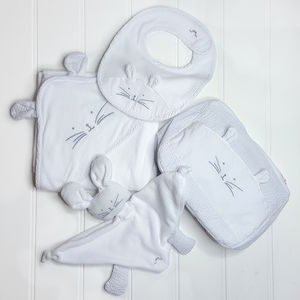 French Designer Four Piece Baby Gift