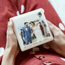 Wedding Gift Photo Keepsake Box