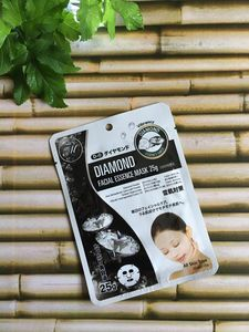Diamond Sheet Face Mask - skin care