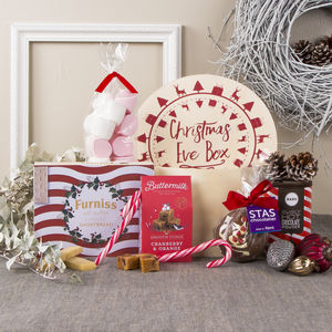 Christmas Eve Festive Gift Box Hamper - christmas eve box ideas