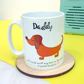 Funny Daddy Mug From Your Dog