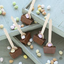 Easter Egg Hot Chocolate Spoon Set