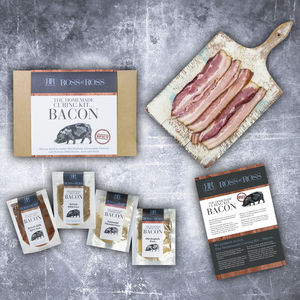 Make Your Own Bacon Kit Spicy - gifts to eat & drink