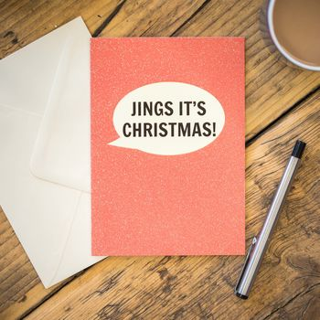 Jings It's Christmas! Card