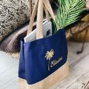 Personalised Palm Tree Shopper