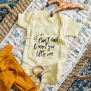 Can't Wait To Meet You New Baby Babygrow