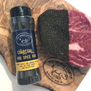 Black Label Barbecue Sauce And Spice Rub Box Gift Set