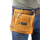 Personalised Leather Tool Belt
