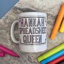 'Colour Your Own' Office Mug